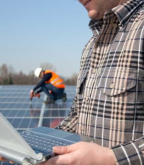 Maintenance de votre installation solaire
